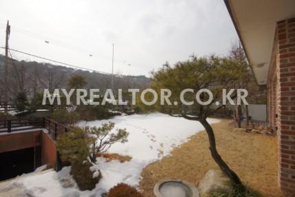 성북동 – 포근한 고급단독주택