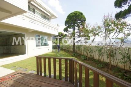 이태원동 – 정원이 있는 고급 단독주택 렌트