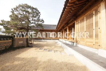 성북동 – 최고급 한옥주택